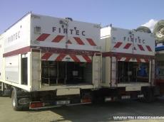 Camión ocasión IVECO ML130E24D, doble cabina.