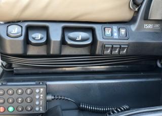 Nuevo IVECO AS260S46Y/PS. XP, 6x2 con tercer eje direccional y elevable. - Cambio automático Hi Traxon  - Intarder. - Maxifrigo. - Volante cuero y asientos confort. - Iveconet - Climatizador automático. - Adactative Cruise Control. - Doble cama. - Enganche trasero.  Carrozado para cajas moviles pero se puede vende en chasis.