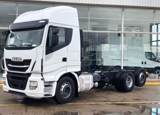 New IVECO AS260S46Y/PS HW EVO . 6x2
