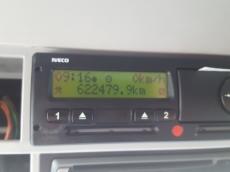 Camión Rígido de 2 ejes IVECO AT190S31/P, 4x2, manual, del año 2008 con 622.480km.