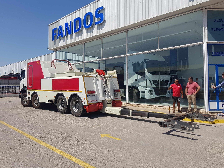 Other Scania P380 remolcador | Rigid trucks | Used