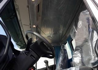 Nuevo IVECO ASTRA HD9 64.45, 6x4 de 450cv, Euro 6 con cambio manual.  - Cruise control - Rejillas protección faros delanteros - Aire acondicionado - Visera  - Asiento con suspensión neumática y ajuste lumbar. -Ventana trasera cabina -Luces rotativas -Deposito de Ad-Blue y filtro calefactados