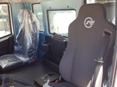 Nuevo IVECO ASTRA HD9 84.50, 8x4 de 500cv, Euro 6 con cambio automático.  - Cruise control - Rejillas protección faros delanteros - Aire acondicionado - Visera  - Gancho de maniobra trasero - Bloqueo diferencial - Espejos calefactados y telecomandados - Asiento con suspensión neumática y ajuste lumbar. - ABS - Ventana trasera cabina - Suspensión delantera reforzada 9Tn - Luces rotativas - Protección del radiador - Deposito de Ad-Blue y filtro calefactados