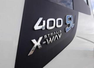 Nuevo IVECO X-WAY AD340X40Z HR OFF - 8x4. - 400cv. - Automático Hi Tronix. - Hill Holder. - Aire Acondicionado. - Radio Bluetooth. - Ventana en Pared Trasera. - Avisador acústico de marcha atrás. - Pack hormigonera. - Rocking Mode. - ESP. - Escape vertical.  Carrozada con hormigonera marca CIFA modelo SL-9 de 9m3, 2 bocas de entrada hombre, dispositivo antisalto, contador de agua, deposito de agua de aluminio, 2 tomas de entrada de agua...