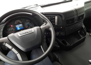 New IVECO ASTRA HD9 84.50, 8x4 of 500cv, Euro 6 with automatic gearbox. With Canotni box of 20m3.