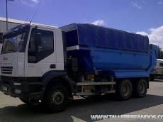 Camión Dumper IVECO AD380T38, 6x4, año 2006, 175.000km