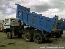 Camión usado MAN 26.322, 6x6, manual del año 1993