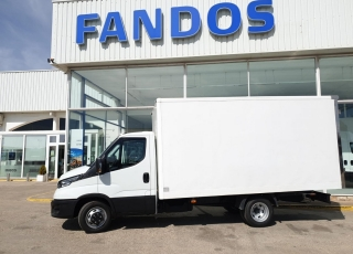 New Van IVECO 35C14 3750 MY2019 chassis.