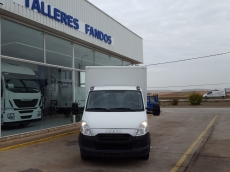 Used Van IVECO Daily 35C15 of 20m3, year 2013 with 110.448km,