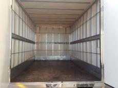 Furgoneta seminueva IVECO Daily 35C15 paso 3750, con caja paquetera de 4.30x2.10x2.10m de medidas interiores, matriculada el 02/03/2015 con 66.361km.