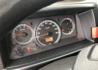 Furgoneta de ocasión Nissan Cabstar 35.13 del año 2008 con solo 132.414km, en chasis.