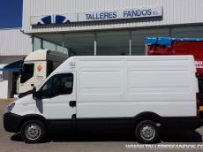 Furgon frigorifico IVECO 35S12V de 12m3, del año 2008, con 162.400km, en buen estado.