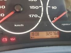 Furgoneta Citroen Jumper 2.8, del año 2004 con 320.768km.