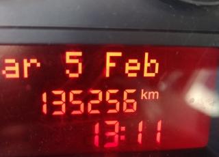 Furgón de ocasión IVECO Daily 35S13V, de 12m3, del año 2015, con 135.252km, revisada y con 12 meses de garantía de cadena cinemática.