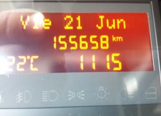 Furgón de ocasión IVECO Daily 35S13V de 12m3, del año 2013, con 139.893km, revisada y con 6 meses de garantía de cadena cinemática.