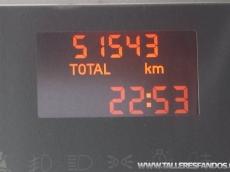 Furgón de ocasión marca IVECO 35S14V de 7m3, año 2010, 51.543km, con aire acondicionado, radio cd, elevalunas eléctrico, suelo con tablero finlandes y protección de laterales  de zona de carga. Esta como nueva.