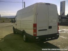 New Van IVECO 35S15V/P 12m3, Euro5, white IC194