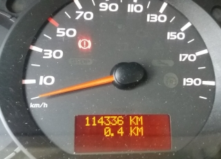 Furgoneta RENAULT MASTER 125.35 L3H2, del año 2013 con 114.336km.