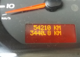 Furgoneta RENAULT MASTER 125.35 L3H2, del año 2013 con 54.210km.  Precio sin impuestos.