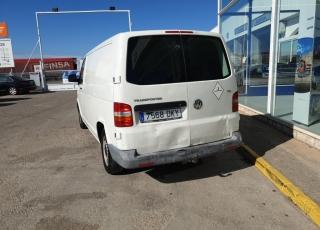 Used Van  Volkswagen Transporter , year 2005, 130hp with 378.907km.