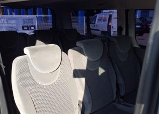 Furgoneta de ocasión de 9 plazas marca Fiat Scudo, del año 2014, con 149.000km, dada de alta como turismo.