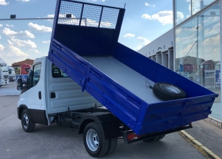 New Tipper  IVECO DAILY 35C16H 3 l 3450 MY2019