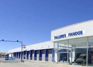 INSTALACIONES PRINCIPALES DE TALLERES FANDOS