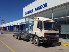 Truck DAF CF75, 300, 6x2, manual, year 1997 with 803.325km.