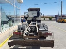 Camión rígido DAF CF75, 300, 6x2, manual, del año 1997 con 803.325km.