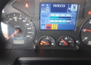 Cabeza tractora IVECO AS440S46TP,  Hi Way,  Euro6,  Automática con intarder,  Del año 2015,  Con 425.981km. Neumatico 315/60R22.5  Precio 22.500€+IVA, con tractora reacondicionada y con 12 meses de garantía de cadena cinemática.