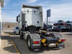 Cabeza tractora IVECO AS440S45TP, automática, intarder y equipo hidráulico, del año 2007, con 863.535km.