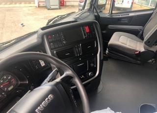 Cabeza tractora IVECO AS440S46TP,  Hi Way,  Euro6,  Automática con intarder,  Del año 2014,  Con 535.905km. Con ADR Completo Neumáticos 315/70R22.5  Precio 19.000€+IVA, con tractora reacondicionada, mantenimientos, revisión de tacografo e ITV en vigor y SIN garantía.