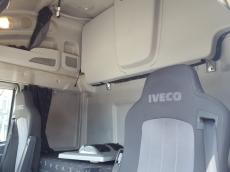 Cabeza tractora IVECO AS440S46TP, automática con intarder, del año 2012, con 441.970km, con 12 meses de garantía de cadena cinemática.