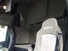 Cabeza tractora IVECO AS440S50TP, automática con intarder, del año 2012, con 447.043km, con 12 meses de garantía de cadena cinemática y ADR completo.