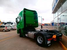 Cabeza tractora IVECO AS440S50TP, automática con intarder, del año 2012, con 471.313km, con 12 meses de garantía de cadena cinemática y ADR completo.