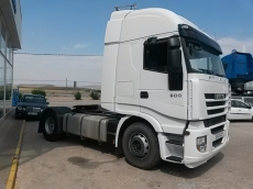 Tractor head IVECO AS440S50TP automatic with retarder, year 2010, only 533.270km.