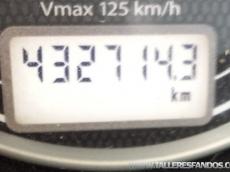 Cabeza tractora IVECO AS440S50TP automática con intarder, del año 2010, solo 432.715km, en muy buenas condiciones, con 12 meses de garantía de cadena cinemática.