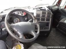Cabeza tractora IVECO AS440S50TP automática, del año 2010, solo 487.155km, en muy buenas condiciones, con 12 meses de garantía de cadena cinemática.