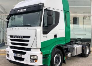 Cabeza tractora  Marca IVECO  Modelo AS440S50TP, Cambio automática con intarder,  Año 2012,  Con 782.725km. ADR completo  Precio 11.900€+IVA, con tractora SIN  reacondicionar y SIN garantía.