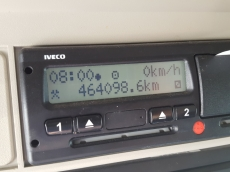 Cabeza tractora IVECO AS440S50TP Hi Way, automática con intarder, del año 2014, con 464.097km, con 12 meses de garantía de cadena cinemática.