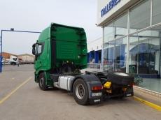 Cabeza tractora IVECO AS440S50TP, automática con intarder, del año 2012, con 415.145km, con ADR COMPLETO, con 12 meses de garantía de cadena cinemática.