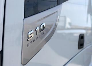 Cabeza tractora  Marca IVECO  Modelo AS440S51TP EVO MY16, Hi Way, Cambio automática con intarder,  Año 2017,  Con 540.661km.  Precio 37.000€+IVA con tractora reacondicionada, mantenimientos, revisión de tacografo e ITV en vigor y con 12 meses de garantía de cadena cinemática.  Posibilidad de ampliación de garantía.