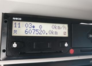 Cabeza tractora IVECO  Modelo AT440S46TP  Hi Road EVO Euro6,  Automática con intarder,  Del año 2017,  Solo 607.520km.