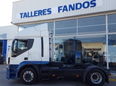 Tractor head IVECO Hi Road AT440S46T/P, automatic, year 2013, with 456.826km.