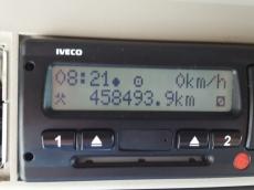 Cabeza tractora IVECO Hi Way AS440S46T/P EEV, automática con intarder, del año 2013, con 458.491km, con 12 meses de garantía de cadena cinemática.