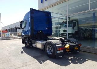 Cabeza tractora IVECO Hi Way AS440S46T/P EEV, automática con intarder, del año 2013, con 302.063km, con  garantía de cadena cinemática.