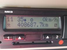 Cabeza tractora IVECO Hi Way AS440S48T/P, Euro 6, automática con intarder, del año 2014, con 408.687km, con 12 meses de garantía de cadena cinemática.