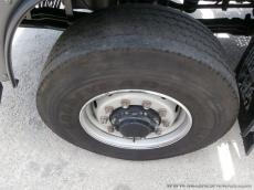 Tractora de ocasión MAN TGS 18.440 4x4, cambio manual, 166.600km, sistema hydrodrive, fabricada en noviembre de 2009.