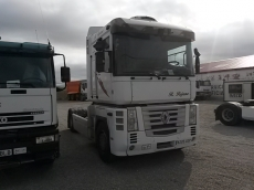 Tractor head Renault Magnum 500.18, manual with retarder, year 2008, with 1.141.692km.