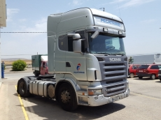 Tractor head Scania R420 Euro4, opticruise with retarder, year 2007, 1.384.333km.